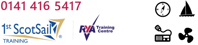 RYA Competent Crew, Day Skipper Sailing and PowerBoat Courses in Scotland from ScotSail