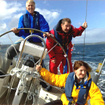 RYA Sailing and PowerBoat Courses in the West Coast of Scotland, at Largs Yacht Haven Marina, Largs, Nr Glasgow, KA30 8EZ. Start Yachting, Competent Crew, Day Skipper, Coastal Skipper, Yachtmaster, VHF Radio, Diesel Engine, Radar, PowerBoat Level1, 2, Intermediate, Advanced