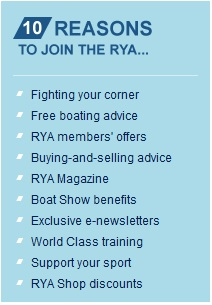 Join the RYA Now! | FREE Charter License International